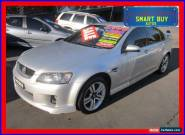 2009 Holden Commodore VE MY09.5 SV6 Silver Automatic 5sp A Sedan for Sale