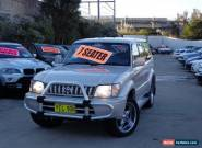 1996 Toyota Landcruiser Prado VZJ95R GXL (4x4) Cream Automatic 4sp A Wagon for Sale