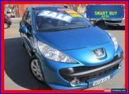 2007 Peugeot 207 XT Touring Blue Automatic 4sp A Wagon for Sale