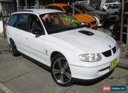 1998 Holden Commodore VT Acclaim White Automatic 4sp A Wagon for Sale