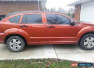Dodge : Caliber SE for Sale