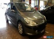2006 Peugeot 307 MY06 Upgrade XS HDI 1.6 Iron Grey Manual 5sp M Hatchback for Sale