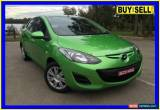 Classic 2011 Mazda 2 DE MY11 Neo Green Automatic 4sp A Hatchback for Sale