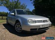 2003 53-REG VW GOLF GT TDI 150BHP 5DR LONG MOT SPARES OR REPAIRS TRADE CLEARANCE for Sale