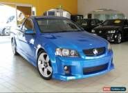 2010 Holden Ute VE MY10 SV6 Blue Automatic A Utility for Sale