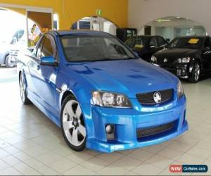 Classic 2010 Holden Ute VE MY10 SV6 Blue Automatic A Utility for Sale