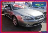 Classic 2006 Subaru Liberty MY06 2.0R Grey Manual 5sp M Sedan for Sale