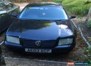 VW Bora 1.6 SE Auto Black 4 Door Saloon Spares Repairs No MOT for Sale