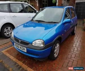 Classic 2000 VAUXHALL CORSA CLUB 1.2 16V BLUE MOT for Sale