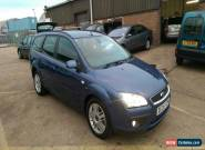Ford Focus 1.6 Turbo Diesel Estate 110ps for Sale