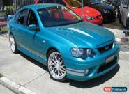 2007 Ford Falcon BF MkII 07 Upgrade XR8 Breeze Manual 6sp M Sedan for Sale
