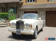1989 Rolls-Royce Corniche for Sale