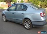2005 VOLKSWAGEN PASSAT1.9 DIESEL S TDI 105 BLUE for Sale
