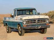 1971 Ford F-250 for Sale
