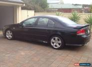 BF Ford Falcon XR6 2006 - Black - Very Low 48747 Kms for Sale