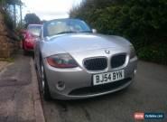 BMW Z4 2.5i Silver for Sale