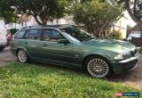 Classic BMW 330d Touring Auto for Sale
