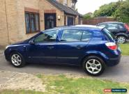 2005 VAUXHALL ASTRA LIFE 1.6 NEW MOT NO ADVISORIES for Sale