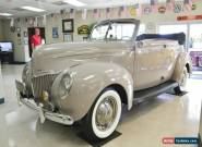 1939 Ford Other CONVERTIBLE for Sale