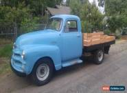 1954 Chevrolet Other Pickups 3600 for Sale