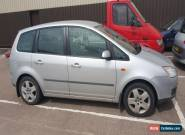 Ford focus C-max 1.8 petrol 2003 spare or repairs for Sale