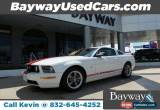Classic 2005 Ford Mustang for Sale
