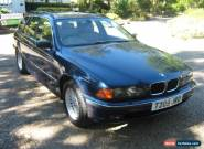 1999 BMW 528I SE TOURING AUTO BLUE for Sale