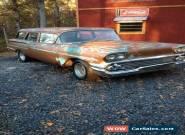 1958 Chevrolet Other 2 door Wagon for Sale