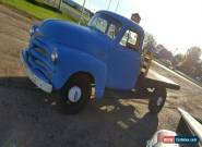 1954 Chevrolet Other Pickups for Sale