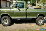 Classic 1974 Ford F-250 XLT for Sale