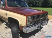 1983 Chevrolet Other Pickups Silverado for Sale