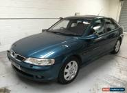 2001 VAUXHALL VECTRA CDX BLUE SPARES REPAIR BREAKING for Sale