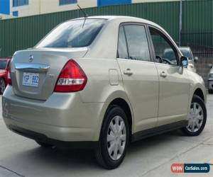 Classic 2008 Nissan Tiida ST FWD Sedan - Manual Decent KLMS ***PRICED TO SELL**** for Sale