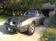 1975 Pontiac Firebird for Sale