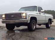 1980 Chevrolet Other Pickups K10 for Sale