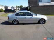 1999 BMW 323I SE AUTO 4DR SILVER LEATHER AC ALLOYS SUNROOF  for Sale