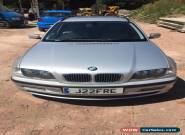 2001 BMW 330d SE Touring for Sale