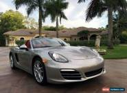 2013 Porsche Boxster for Sale