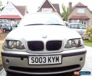 Classic 2003 BMW 316 I SE SILVER for Sale