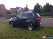2008 BMW X5 3.0SD M SPORT 5S AUTO BLACK for Sale