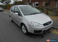 Ford Focus C-Max Stylance 5 Dr 1.6 TDiesel spares and repairs for Sale