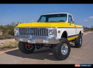 1972 Chevrolet C-10 4WD for Sale