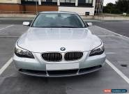 BMW 5 SERIES 2.5 525d SE 4dr for Sale