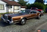 Classic 1976 Lincoln Mark Series for Sale