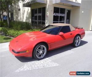 Classic 1994 Chevrolet Corvette for Sale