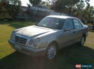 Mercedes-benz E230C CLASSIC 1995 4D Sedan Automatic  for Sale