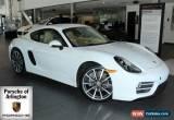Classic 2014 Porsche Cayman for Sale