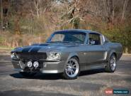 1967 Ford Mustang Eleanor GT for Sale