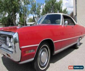 Classic 1969 Chrysler New Yorker for Sale