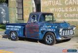 Classic 1956 Chevrolet Other Pickups TRUCK for Sale